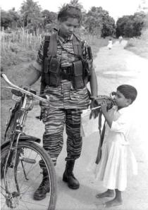 tamil woman fighter